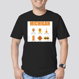 Michigan Symbols T-Shirt